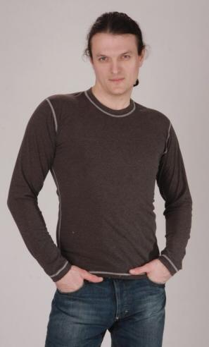 Pánské triko dlouhý rukáv - FreshGuard